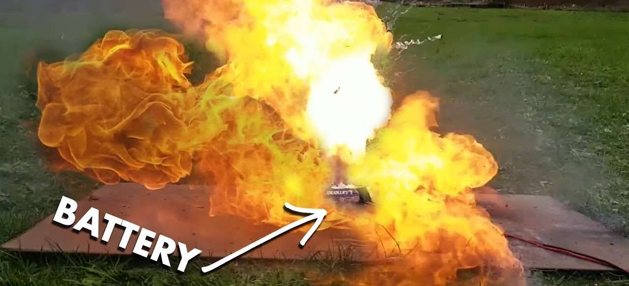 lithium-battery-exploding