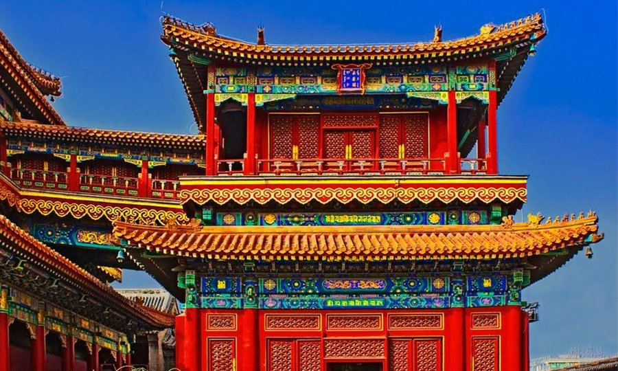 Yonghe-Temple